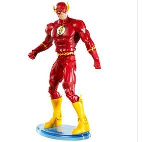 Bonecos da DC Universe Mattel :: Boneco The Flash Classics All Star series 6