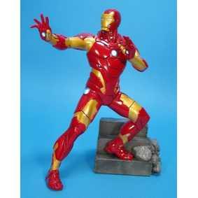 Bonecos da Kotobukiya Homem de Ferro Avengers Reborn Iron Man Fine Art