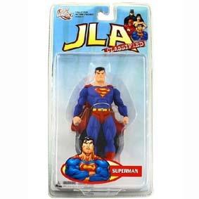 Bonecos da Liga da Justiça / Boneco JLA Classified Classic Superman Super Homem