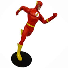 Bonecos DC Comics Flashpoint série 1 :: Boneco The Flash DC Direct