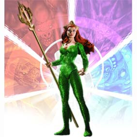 Bonecos DC Direct Brightest Day série 2 / Mera DC Comics Action Figure