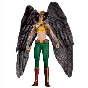 Bonecos DC Direct Brightest Day s1 / Hawkgirl DC Comics Action Figure