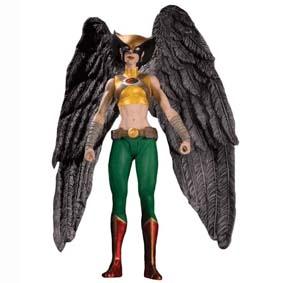 Bonecos DC Direct Brightest Day s1 / Hawkgirl DC Comics Action Figure