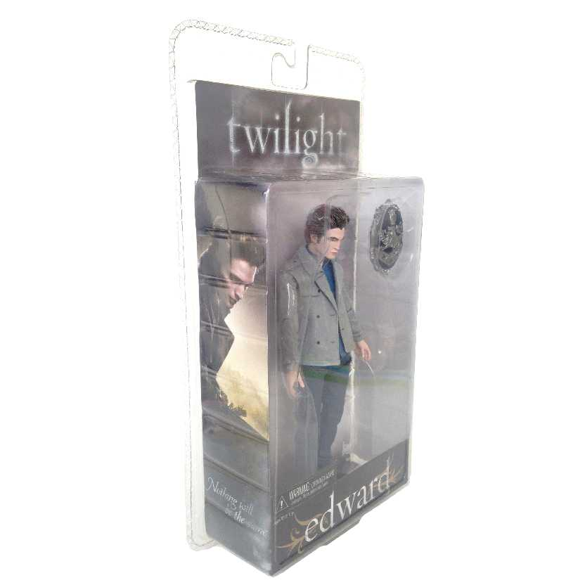 Bonecos do Crepúsculo - Edward Cullen (Robert Pattinson) Neca Toys action figures