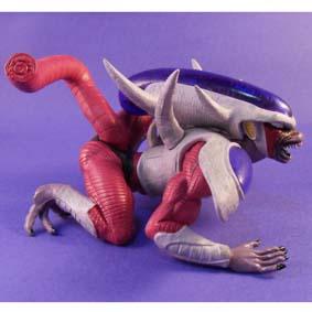 Bonecos do Dragon Ball Z - Freeza da Banpresto Creatures ( não articulado )
