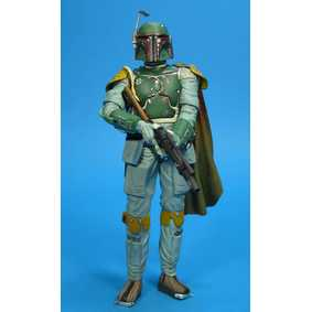 Bonecos do filme Guerra nas Estrelas Boba Fett Cloud City Version Star Wars Toys