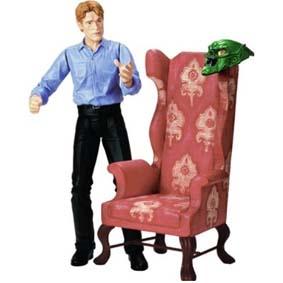 Bonecos do filme Homem Aranha :: Boneco do Norman Osborn com som e luz