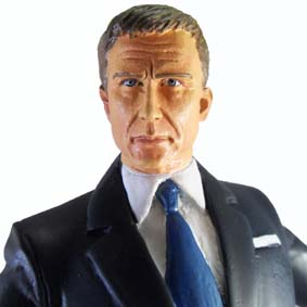 Bonecos do James Bond 007 / Boneco do Daniel Craig ( Quantum Of Solace )