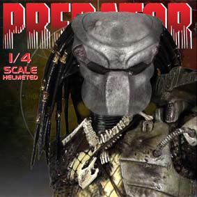 Bonecos do Predador Escala 1/4 Neca Toys Predator Masked Version