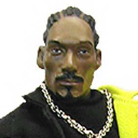 Bonecos do Snoop Dogg (Snoopafly) boneco escala 1/6