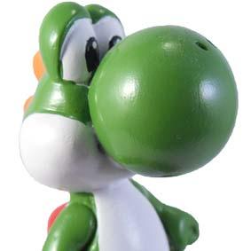 Bonecos do Super Mario Bros. - Yoshi