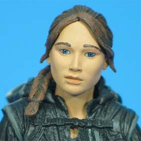 Bonecos dos Jogos Vorazes (The Hunger Games Action Figures) Katniss Everdeen