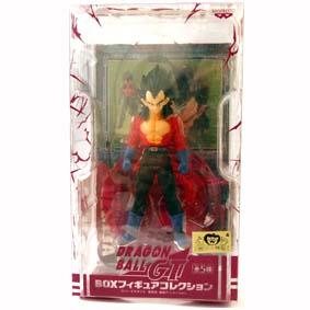 Bonecos Dragon Ball GT Banpreto / Boneco Super Saiyan 4 ( SS4 ) Vegeta