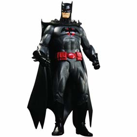 Bonecos Flashpoint series 1 DC Comics :: Boneco do Batman DC Direct Brasil