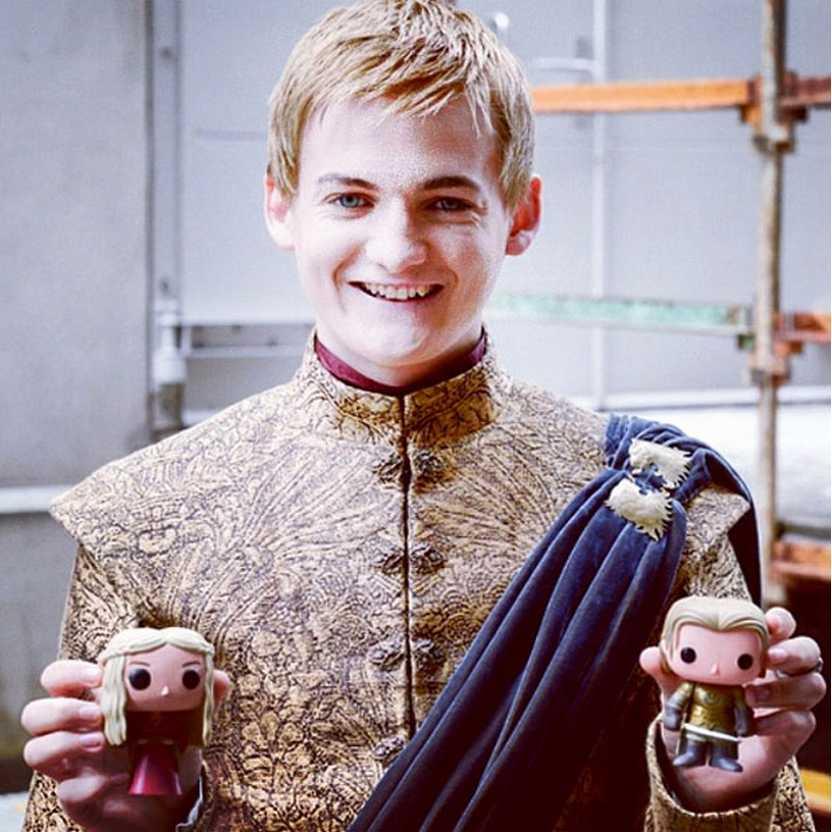 Bonecos Funko Game of Thrones comprar Joffrey Baratheon Pop! Vinyl (A Guerra dos Tronos)
