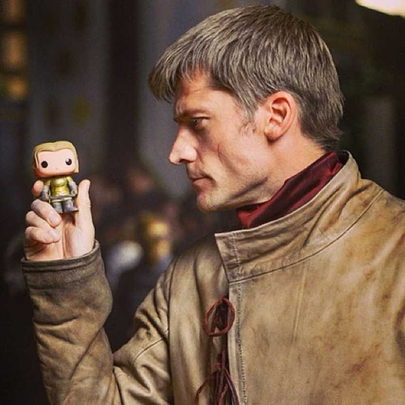 Bonecos Funko Game Of Thrones Pop! Vinyl Jaime Lannister (A Guerra dos Tronos)