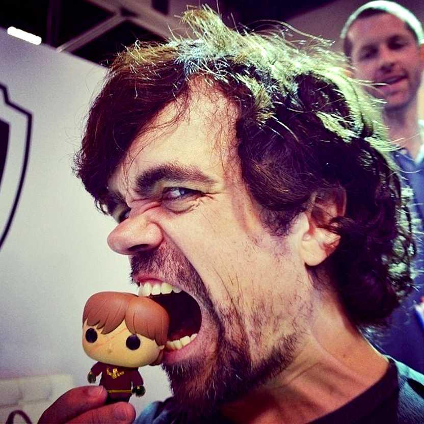 Bonecos Game Of Thrones Tyrion Lannister (A Guerra dos Tronos) Funko Pop! Vinyl