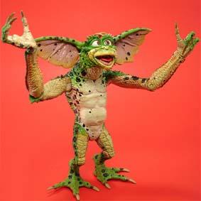 Bonecos Gremlins Neca Toys Brasil :: Boneco Daffy Action Figure