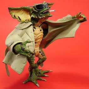 Bonecos Gremlins Neca Toys Brasil :: Boneco Flasher Action Figure