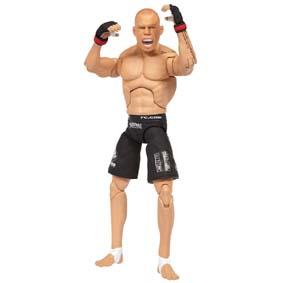 Bonecos Jakks Pacific UFC :: Boneco do Wanderlei Silva (aberto)