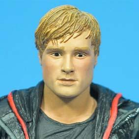 Bonecos Jogos Vorazes (The Hunger Games Action Figures) Boneco Peeta Mellark
