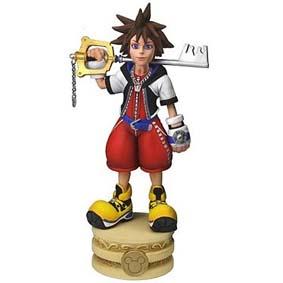 Bonecos Kingdom Hearts Sora da Neca Toys