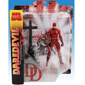 Bonecos Marvel Select 2010 Daredevil Demolidor (comprar lacrado)
