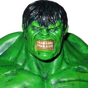 Bonecos Marvel Select Hulk articulado (14 pontos) Action Figures no Brasil