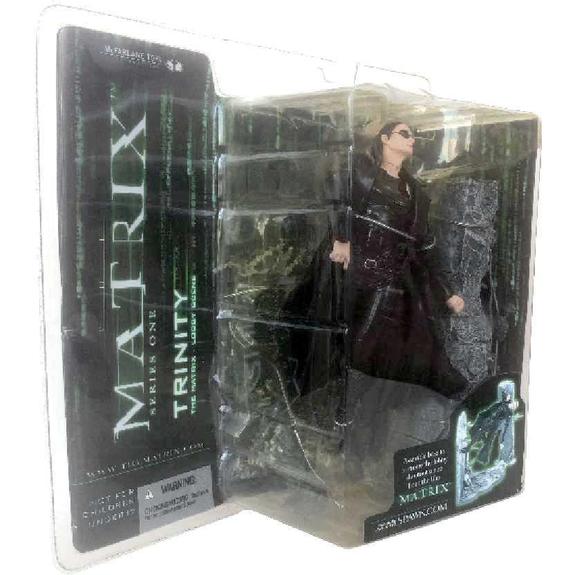 Bonecos Matrix Mcfarlane Toys Trinity série 1 Lacrado