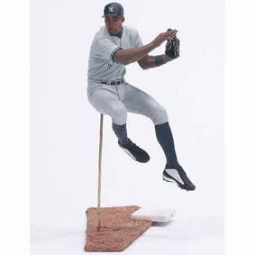 Bonecos Mcfarlane Brasil de Baseball :: Boneco do Alfonso Soriano NY Yankees