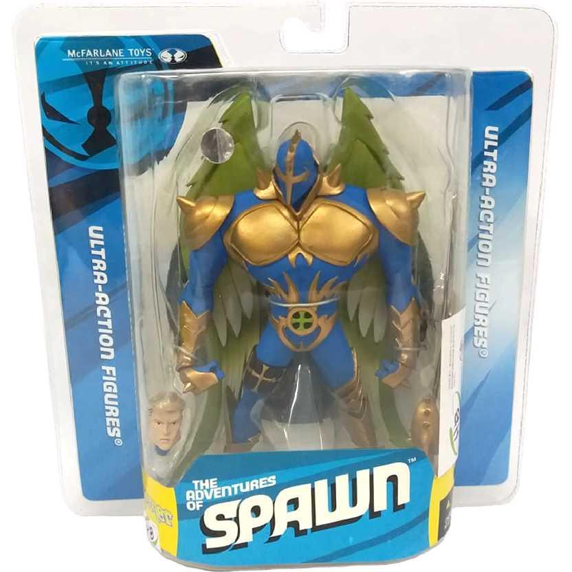 Bonecos Mcfarlane Toys Spawn series 30 The Redeemer Hero action figures