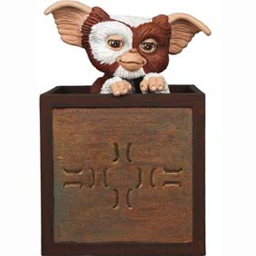 Bonecos Neca Toys Brasil :: Boneco Gizmo do filme Greemlins (aberto)