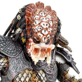 Bonecos Predadores Neca série 4 / Boneco City Hunter Predator 2 Action Figure