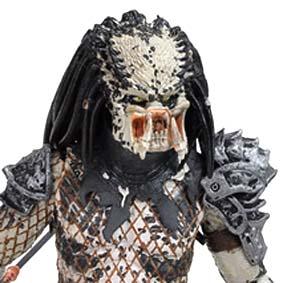 Bonecos Predadores Neca série 4 / Boneco Shaman Predator 2 Action Figure