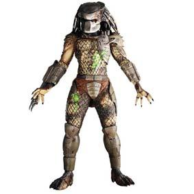 Bonecos Predadores série 2 - Predador Classic (com máscara)