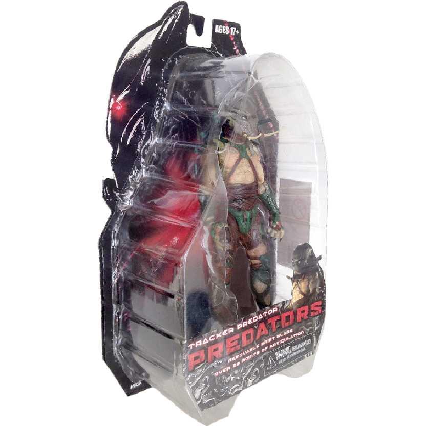 Bonecos Predadores série 2 Predador Tracker NECA Predator Action Figure