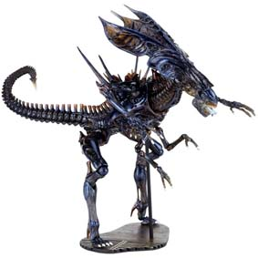 Bonecos Revoltech Sci-Fi 018 Alien Queen Action Figure (aberto)