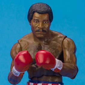 Bonecos Rocky 35th anniversary Neca / Boneco do Apollo Creed