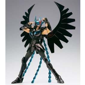 Bonecos Saint Seiya Cloth Myth Black Phoenix Bandai Fênix Negro Original Barato