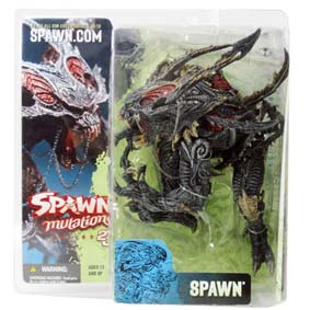 Bonecos Spawn Serie 23 / Spawn Mutations Spawn action figure