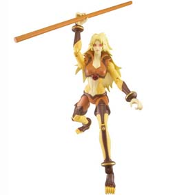 Thundercats Cartoon Network on Thundercats 2011 Cartoon Network Cheetara Aberto Bandai Action Figures