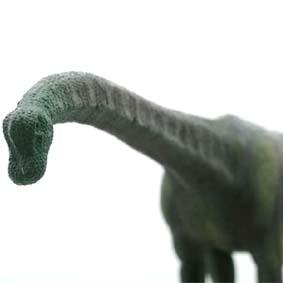 Brachiosaurus dinossauro Braquiossauro em miniatura escala 1/80