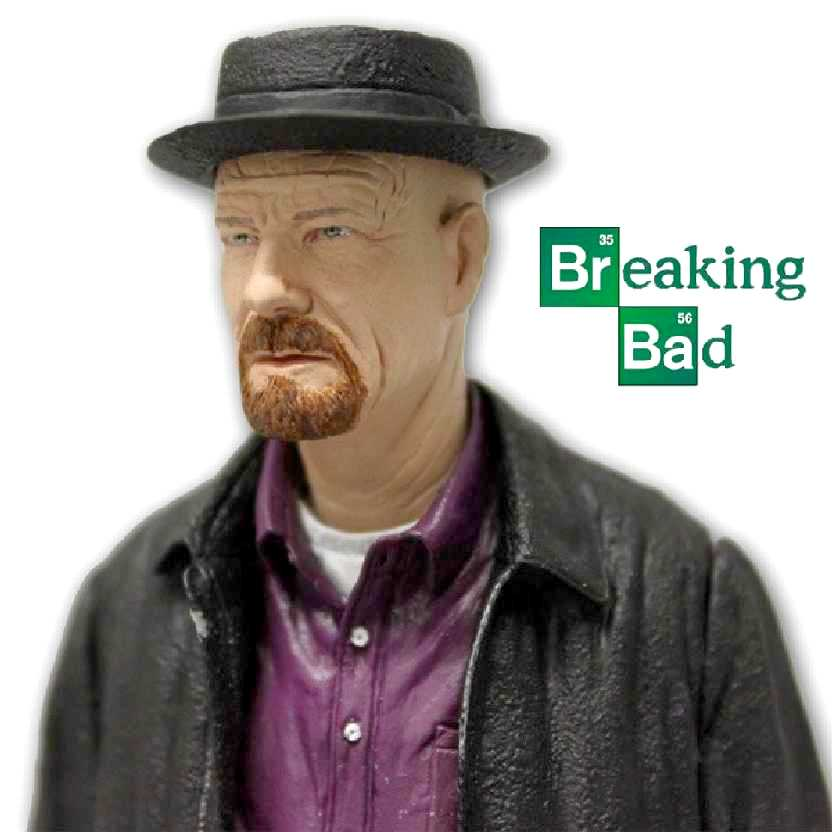 Breaking Bad Heisenberg (Mezco action figure) Walter White