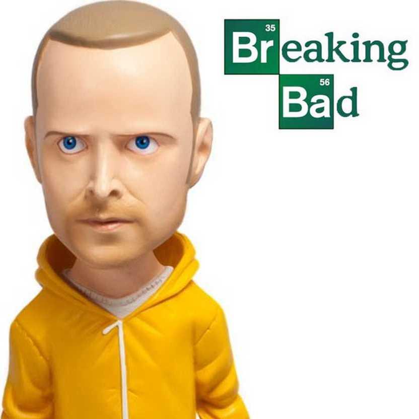 Breaking Bad Jesse Pinkman Bobblehead Mezco Toyz action figure