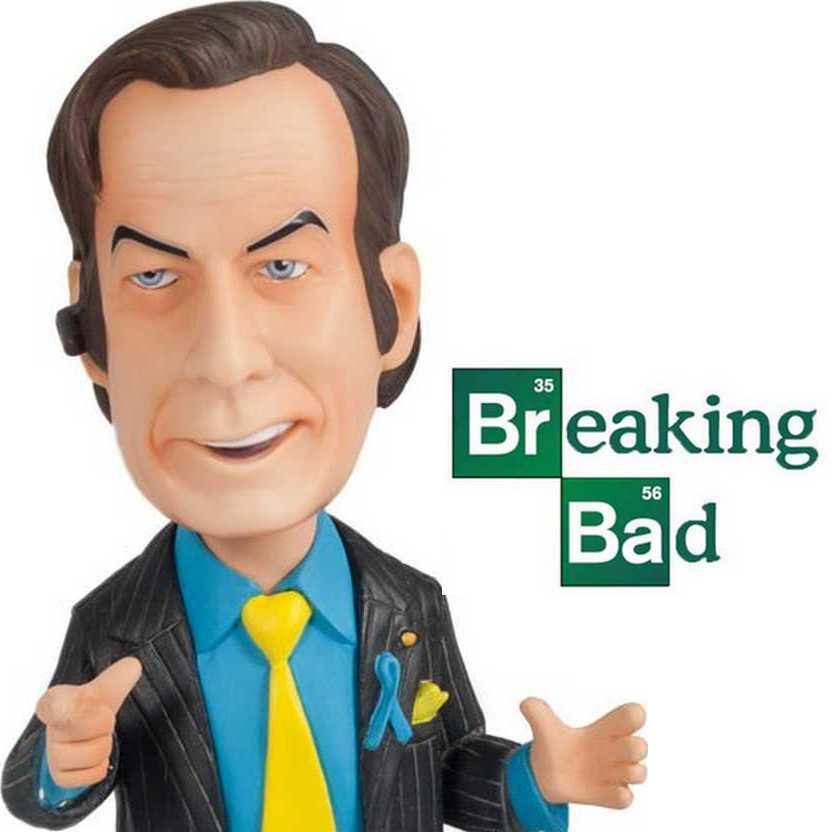 Breaking Bad Saul Goodman Bobblehead Mezco Toyz action figure