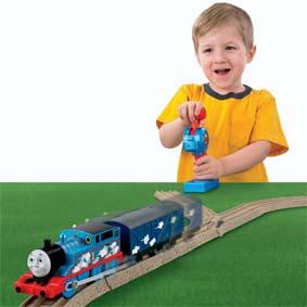 Brinquedos Thomas e seus Amigos Trackmaster Fisher Price Controle Remoto