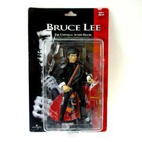 Bruce Lee Action Figure Sideshow Toy