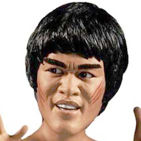 Bruce Lee (Battle Scratches) Round 5 action figures