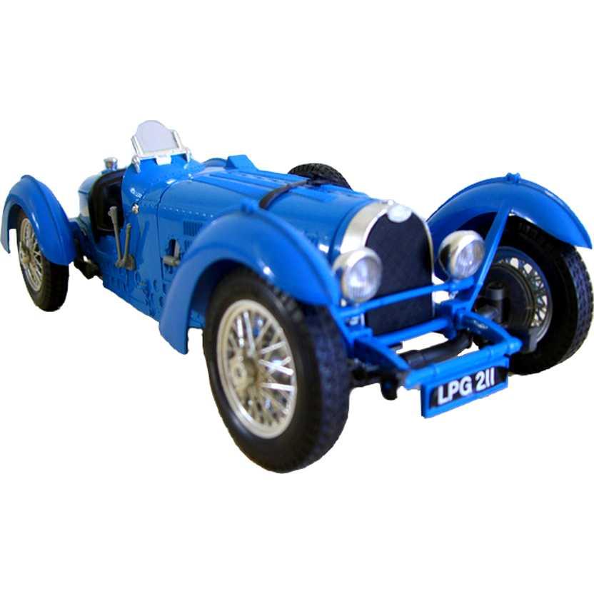 Bugatti Type 59 (1934) marca Bburago escala 1/18