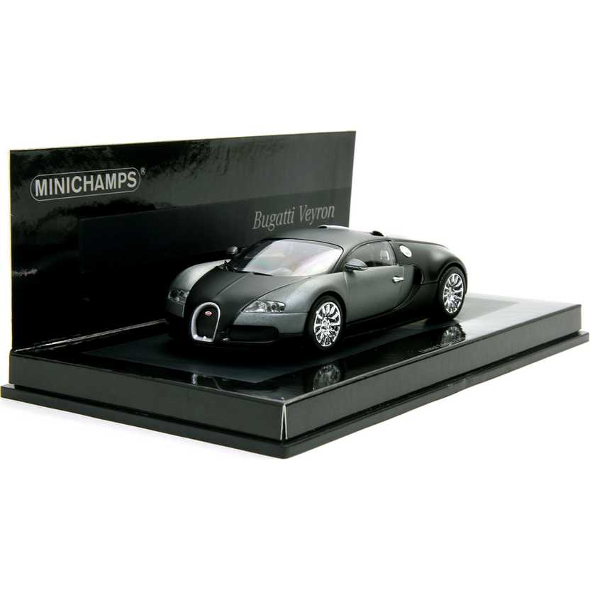 Bugatti Veyron Linea Opaca (2009) marca Minichamps escala 1/43